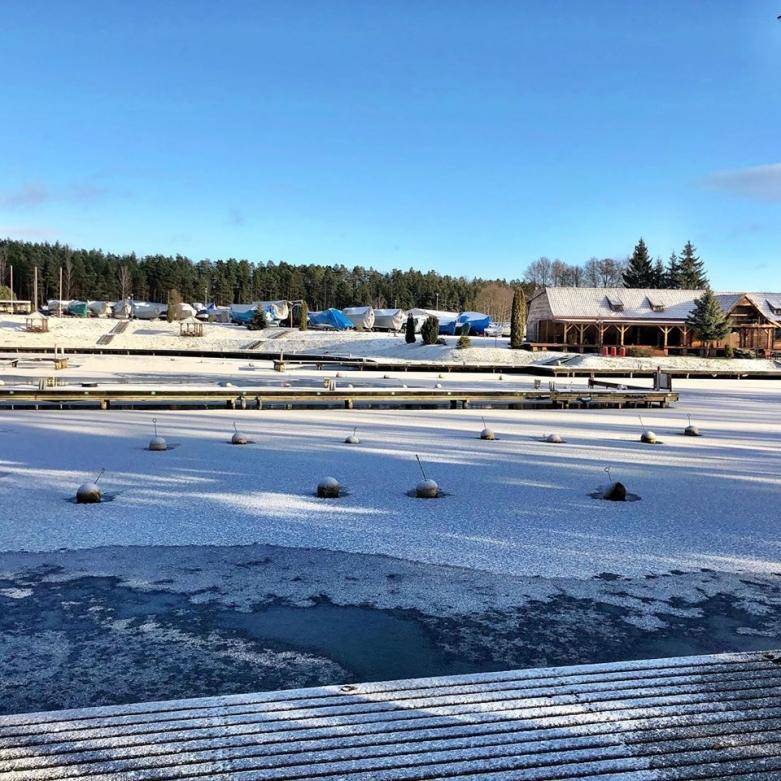 Witamy na naszej nowej stronie w piękny śnieżny dzień